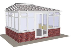 Lean-to Conservatories Peterborough