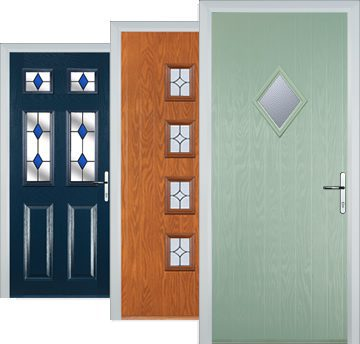 composite back doors Peterborough