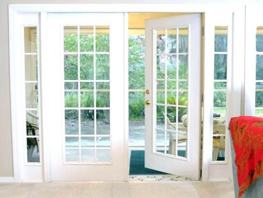 White French Doors Peterborough