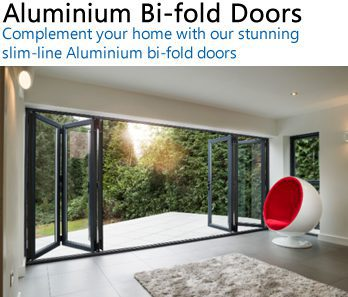 Aluminium Bifold doors Peterborough