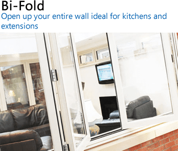 Bi-Fold Windows Peterborough