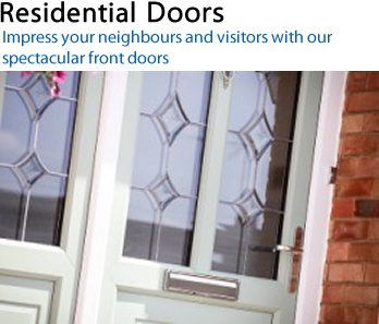 Replacement Front Doors Peterborough