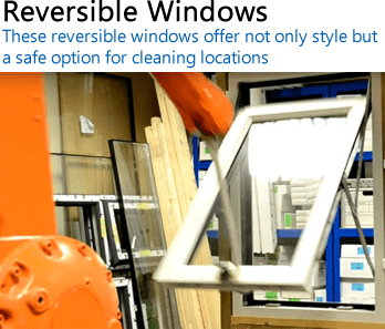 Reversaible Windows Peterborough