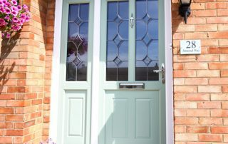 Composite Front Doors Peterborough