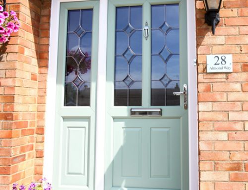 What are the benefits of upgrading your front door?