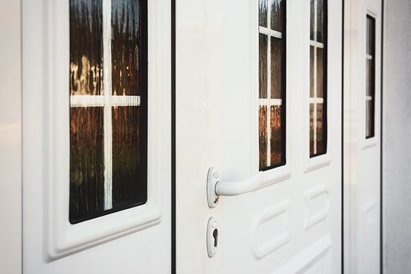 UPVC Front Doors Peterborough