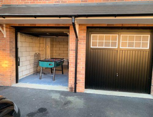 Garage Conversions Cardea Peterborough