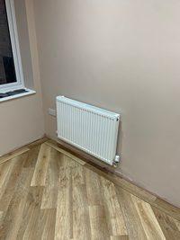 radiator garage conversion Peterborough